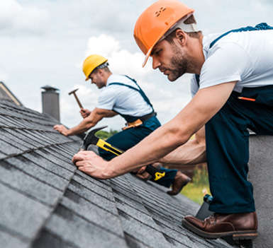 Roofing Workers