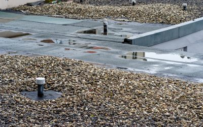 Flat Roofs And What You Need to Know About Drainage