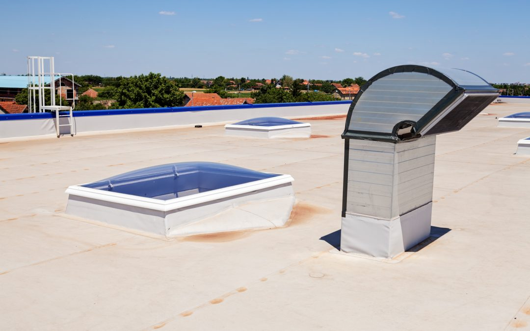 The Top 4 Common Commercial Roof Types
